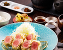 ランチ雪室熟成豚フィレ肉定食(100g)
