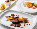【3 course dinner】Prefix Dinner with glass of sparkling wine