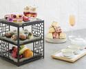 Summer Stone fruit Afternoon Tea set