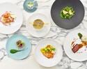 Dinner:Provence7品 ¥7,000