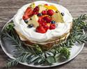 カリフォルニア グリーンテラスビアガーデン2020 屋上テラスで楽しめるビアガーデンでバースデーのお祝いを★バースデーケーキ付