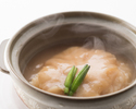 [Shark fin lunch] 7 dishes including shark fin clay pot rice
