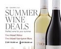 Summer Beverage -  Two Island Bottle