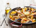 【夏の肉フェア/ 肉バルコース】 伝統的なスペイン料理が楽しめるディナーコース!パエリア付き! 全7皿3500円!