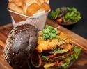 Wagyu Burger / Portion
