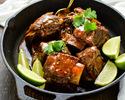 24-h Braised Beef Ribs / Kg