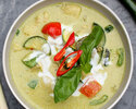 Thai Chicken Green Curry / Portion