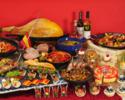 【Weekends & Public Holiday Dinner】 Dinner Live station children(4-6)