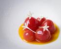 【ショートランチコース】季節の食材 8品の料理