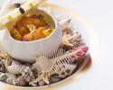 ≪テラス席≫季節の食材を使ったデギュスタシオンコース