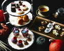 【Weekend:Semi Private Room A 】Halloween Afternoon Tea 🎃