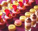 Weekdays only Night Afternoon Tea by Pierre Herme Champagne free-flow