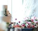 <プレミアムコーディネートフェア>披露宴会場のトータルコーディネート見学/9月20日(日)