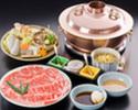 SHABU SHABU - TSUKI course(with Top Quality Beef)