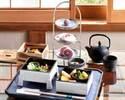 【12:30p.m.~】 JAPANESE AFTERNOON TEA SET