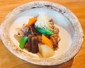 【テイクアウト】長崎県産 天然真鯛のあら炊き