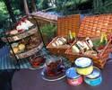 【嬉しいロゼワイン付き カフェおかわり自由】ピクニックstyleで優雅なランチタイム