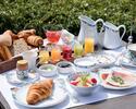 Petit-déjeuner européen (sauf pour les clients)