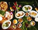 Asian Dinner Plan + 2 Hours Free Flow🍖🌴🍻