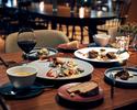 【Web予約限定ディナーコース全6品】季節食材含む前菜&メイン2種など