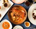 【3月限定オマール海老のカタプラーナ】 記念日や接待、大切な人のとのお食事に。 ポルトガル料理と旬の食材を盛りこんだマヌエル四ツ谷シェフコース 通常価格7,650円➡6,500円