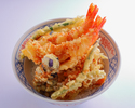 The Luxury TENDON -Tempura with rice-