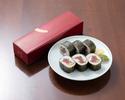 【デリバリー】 鰹の巻き寿司