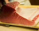 "【Special course from 15:00】""Seasonal OMAKASE Course"" ¥ 10,000-"