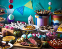 [4-6years old/Prepaid] SOCO Halloween Sweets a-la-carte Buffet Dinner