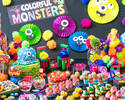 【『VIVID COLORFUL MONSTER PARTY】デザートブッフェ(大人)