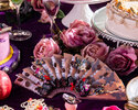【Marie Antoinette Queen's Masquerade] Sweets buffet (weekdays) Adults 10/1-11/12