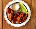 Bar-B-Q Chicken Wing 6P To-Go