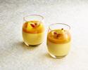 Fresh Mango Pudding 2 piece