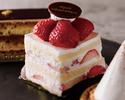 【カットケーキ】 ショートケーキ