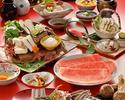 【お昼限定】三周年記念 特別すき焼コース 120g  11,880円