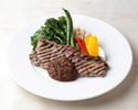 【テイクアウト】牛サーロインステーキとグリル野菜