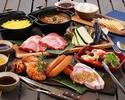 【10月1日~スタート】SEASIDE VIEW BBQコース ※2.5時間制