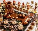 11月「チョコレートスイーツブッフェ」