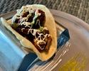チキンファヒータ tacos 1pc