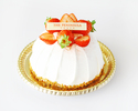 Seasonal Whole Short cake 12cm
