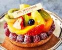 【Take Out】Mixed Fruits Tart 12cm