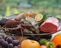 Atelier counter dining  autumn harvest festival course