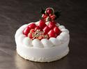 クリスマス ストロベリーショートケーキ Christmas Strawberry Short Cake