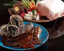 【WEB限定 グラスシャンパン特典付】三重の食材と季節の味覚ペアディナー(お一人様追加)