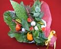 【食べれる花束・野菜のベジブーケ】