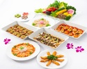 ● Standard party plan [◎ 90 minutes all-you-can-drink] 6-course course with chicken steak as the main