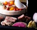 テラス席も有り!『ディナーBBQ(Aセット)』極上の夜景と美味しいお肉を堪能!手ぶらで楽しめるBBQ