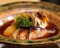 銀座Kappou ukai              特選おまかせコース 秋 10月 夜/昼