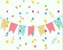 【祝】ご利用当日にデザートを決めてお祝いご希望の方!