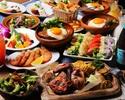 (料理のみ)アロハテーブルコース 2970円(税込み)